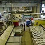 Vue atelier PVC