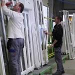 Vue Atelier PVC Poste Vitrage
