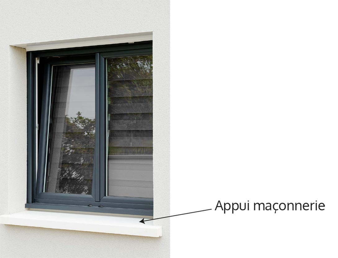 Armen Le Lexique Des Portes Fenêtres Volets Aluminium Et Pvc